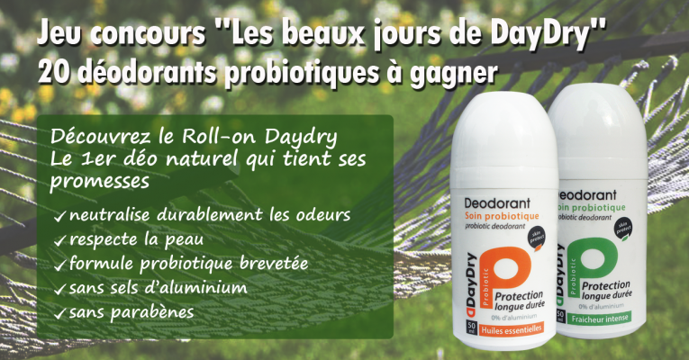 Concours DayDry